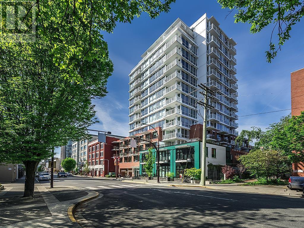Buliding: 834 Johnson Street, Victoria, BC