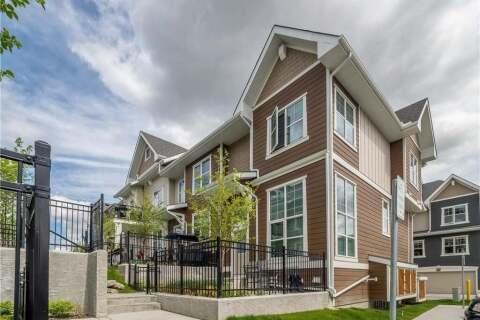 Townhouse for sale at 904 Cranbrook Wk SE Calgary Alberta - MLS: C4299683