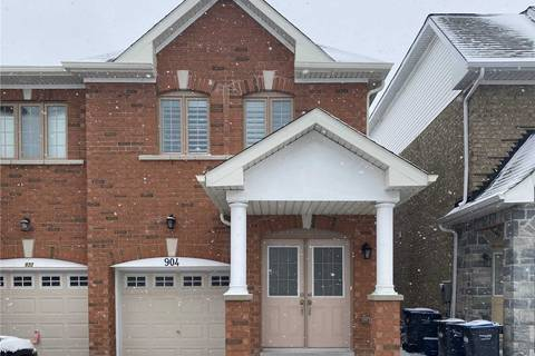 Townhouse for sale at 904 Francine Cres Mississauga Ontario - MLS: W4631616