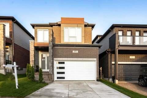 House for sale at 904 Tartan Ct Kitchener Ontario - MLS: X4933027
