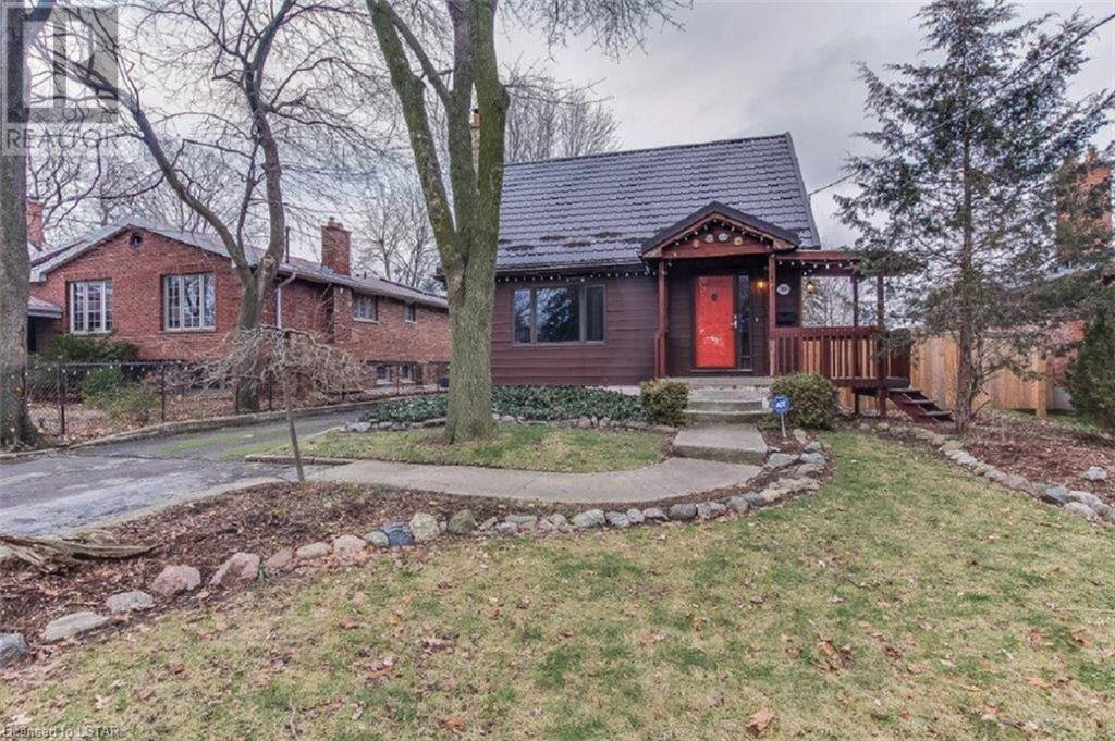 House for sale at 904 Willow Dr London Ontario - MLS: 240632