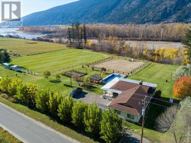 House for sale at 9049 Kealty Road Rd Heffley British Columbia - MLS: 154097