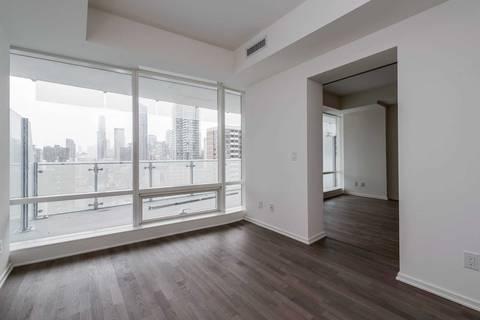 Apartment for rent at 1 Bloor St Unit 905 Toronto Ontario - MLS: C4523085