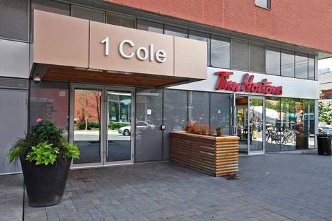 Residential property for sale at 1 Cole St Unit 905 Toronto Ontario - MLS: C4454672