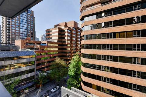 Condo for sale at 1133 Hornby St Unit 905 Vancouver British Columbia - MLS: R2437757