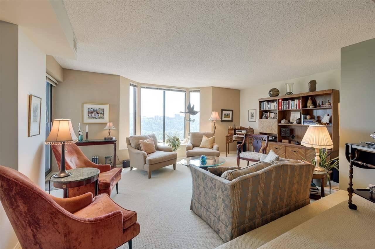 Condo for sale at 11503 100 Ave Nw Unit 905 Edmonton Alberta - MLS: E4175961