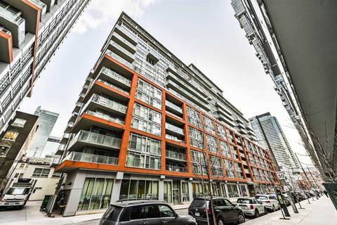 Condo for sale at 21 Nelson St Unit 905 Toronto Ontario - MLS: C4672841