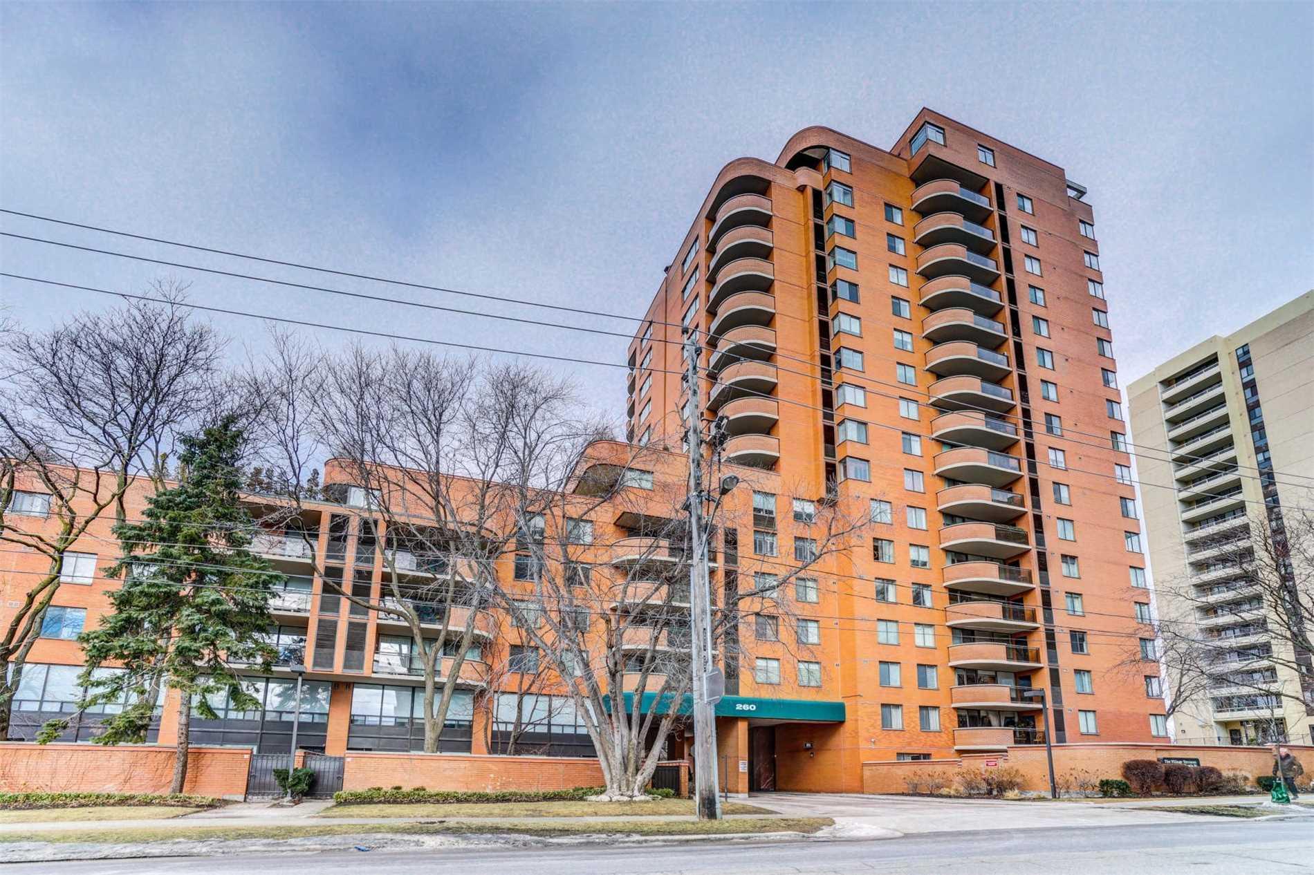 Buliding: 260 Heath Street, Toronto, ON