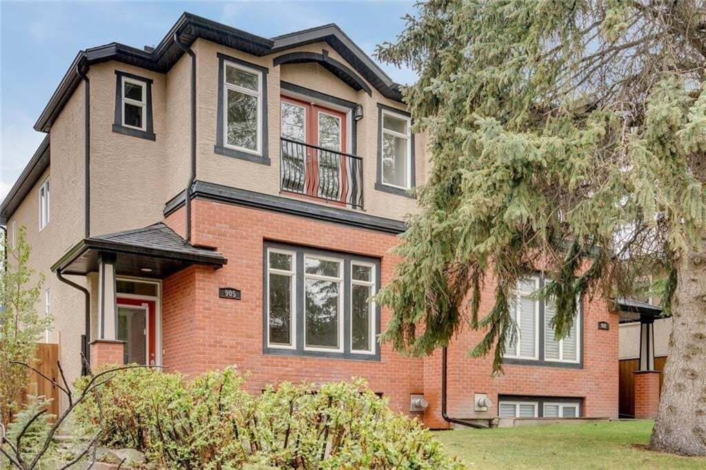 Townhouse for sale at 905 34a St NW Parkdale, Calgary Alberta - MLS: C4297295