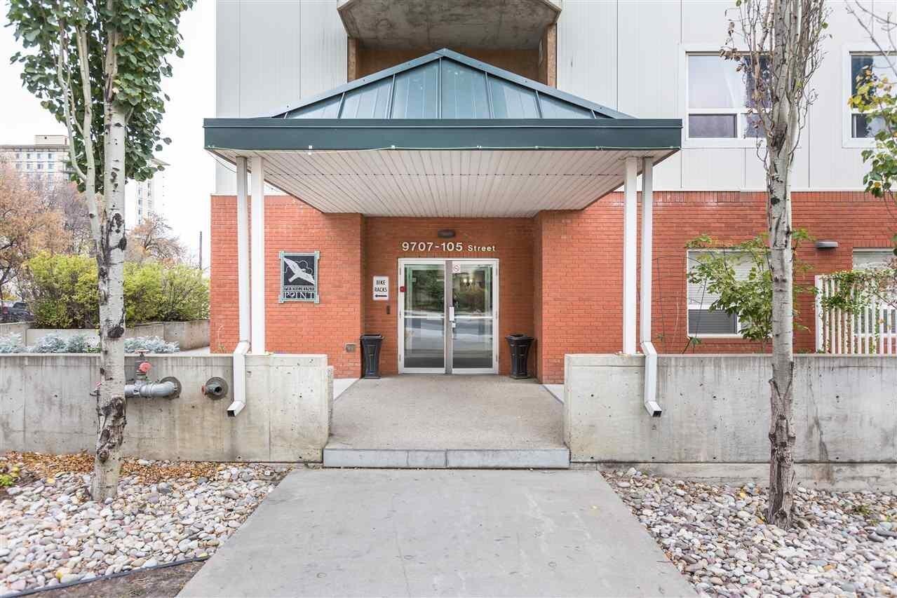 Condo for sale at 9707 105 St NW Unit 905 Edmonton Alberta - MLS: E4219187