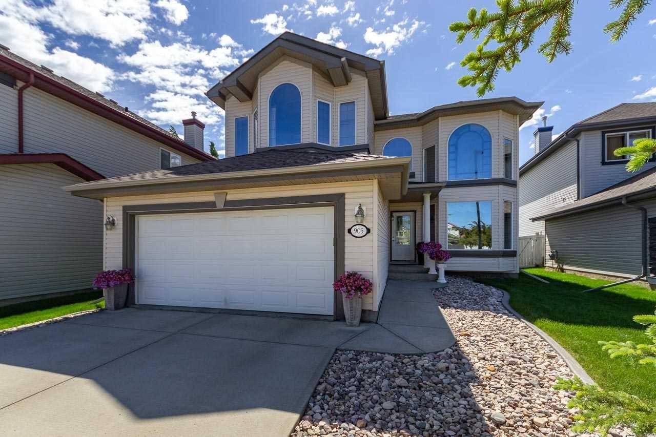 House for sale at 905 Goodwin Cs Nw Edmonton Alberta - MLS: E4178350