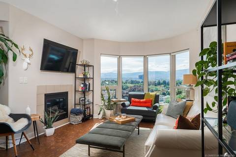 Condo for sale at 1160 Bernard Ave Unit 906 Kelowna British Columbia - MLS: 10186229