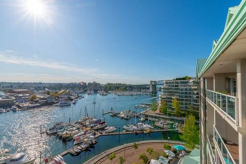 Condo for sale at 1600 Howe St Unit 906 Vancouver British Columbia - MLS: R2403975