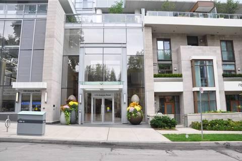 Apartment for rent at 170 Avenue Ave Unit 906 Toronto Ontario - MLS: C4546408