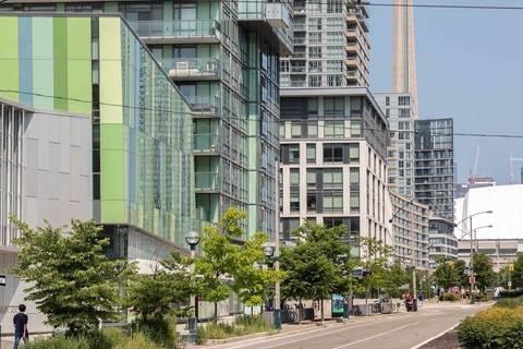 Apartment for rent at 170 Fort York Blvd Unit 906 Toronto Ontario - MLS: C4577666