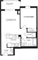 Apartment for rent at 18 Kenaston Gdns Unit 906 Toronto Ontario - MLS: C4670229