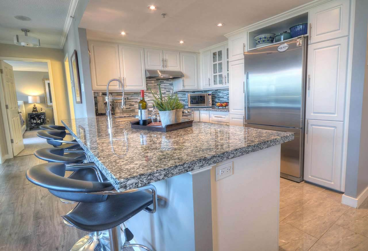 Sold: 906 - 200 Newport Drive, Port Moody, BC