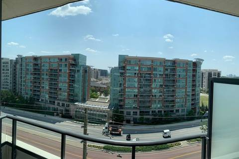 Apartment for rent at 396 Highway 7 Ave Unit 906 Richmond Hill Ontario - MLS: N4531981