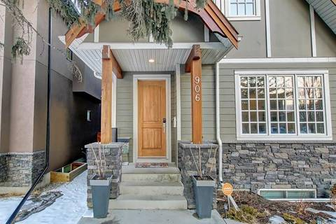 Townhouse for sale at 906 42 St Southwest Calgary Alberta - MLS: C4289782