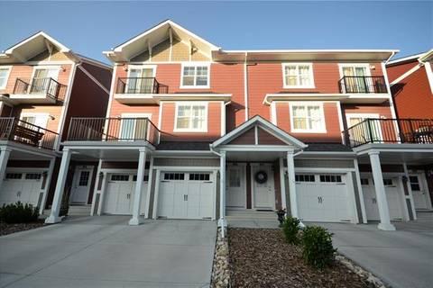 Townhouse for sale at 881 Sage Valley Blvd Northwest Unit 906 Calgary Alberta - MLS: C4261640