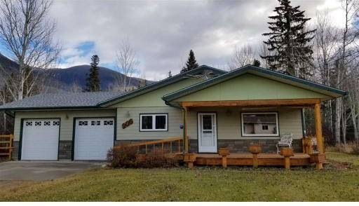 House for sale at 906 Airport Rd Mcbride British Columbia - MLS: R2320141