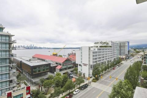 Condo for sale at 168 Esplanade Ave E Unit 907 North Vancouver British Columbia - MLS: R2390542