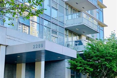 Condo for sale at 2289 Yukon Cres Unit 907 Burnaby British Columbia - MLS: R2369924