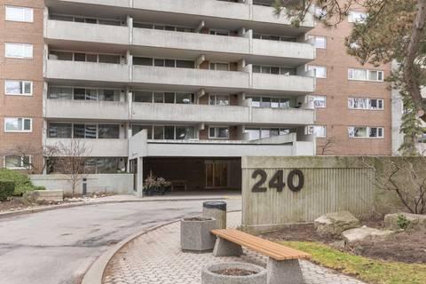 Condo for sale at 240 Scarlett Rd Unit 907 Toronto Ontario - MLS: W4723472
