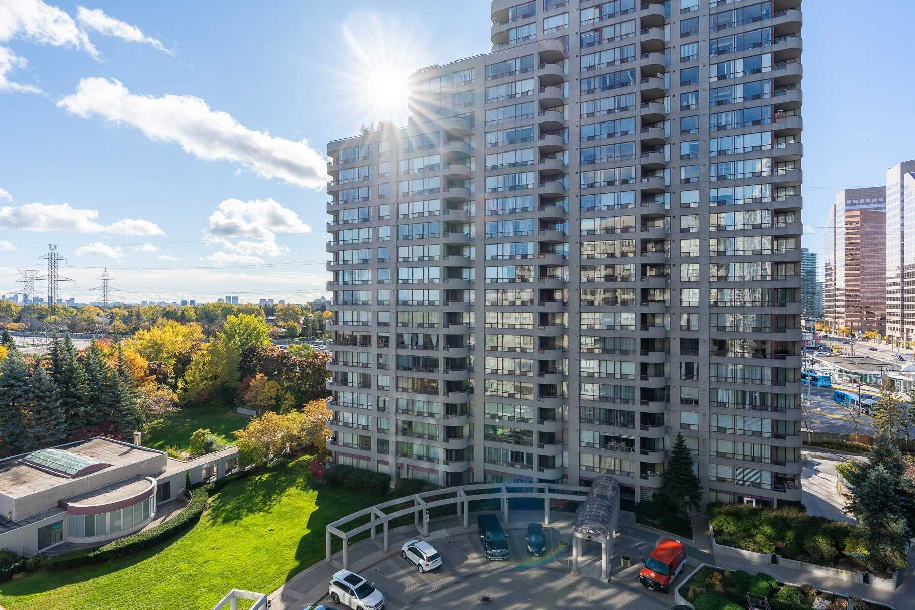 For Rent: 907 - 5785 Yonge Street, Toronto, ON | 2 Bed, 2 Bath Condo for $2500.00. See 25 photos!