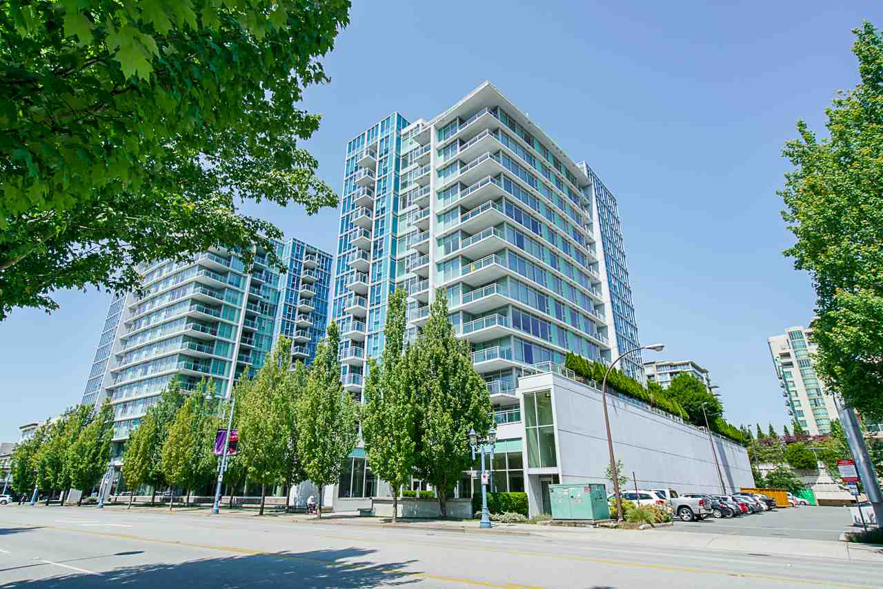 Removed: 907 - 7373 Westminster Highway, Richmond, BC - Removed on 2019-10-01 06:42:23