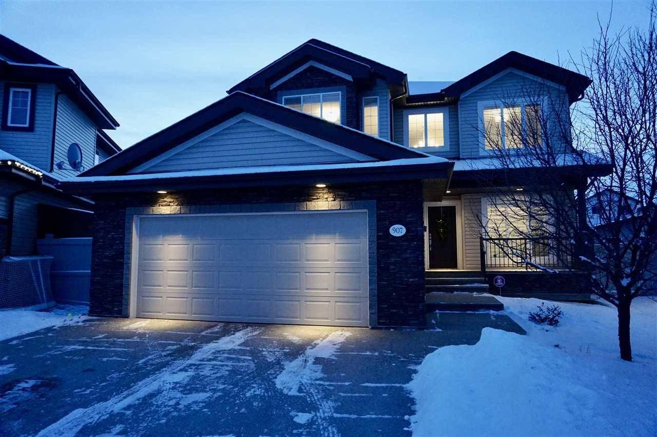 907 Hodgins Road Nw, Edmonton | Image 2