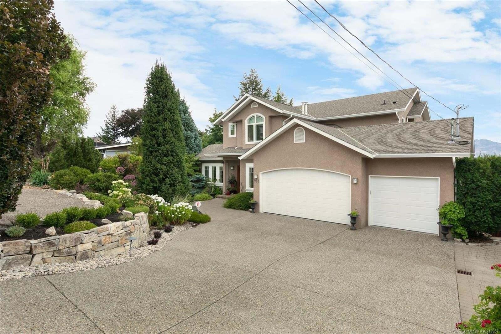House for sale at 907 Stevenson Rd West Kelowna British Columbia - MLS: 10213957