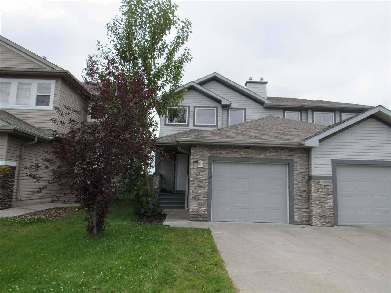 Townhouse for sale at 9073 Scott Cres Nw Edmonton Alberta - MLS: E4170632