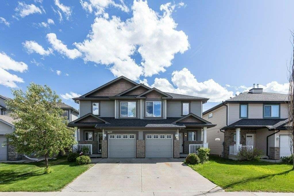 Townhouse for sale at 9079 Scott Cr NW Edmonton Alberta - MLS: E4201627