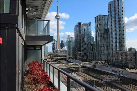 Condo for sale at 576 Front St Unit 907E Toronto Ontario - MLS: C4608970