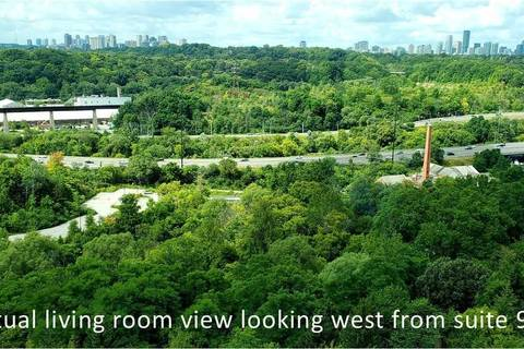 Condo for sale at 1048 Broadview Ave Unit 908 Toronto Ontario - MLS: E4709206