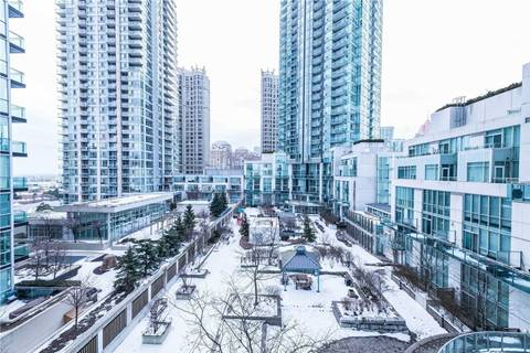 Apartment for rent at 220 Burnhamthorpe Rd Unit 908 Mississauga Ontario - MLS: W4698309