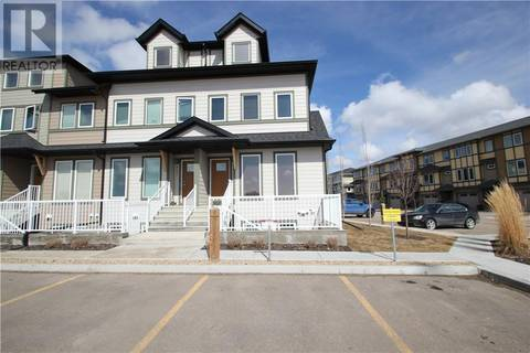 Townhouse for sale at 339 Viscount Dr Unit 908 Red Deer Alberta - MLS: ca0162477