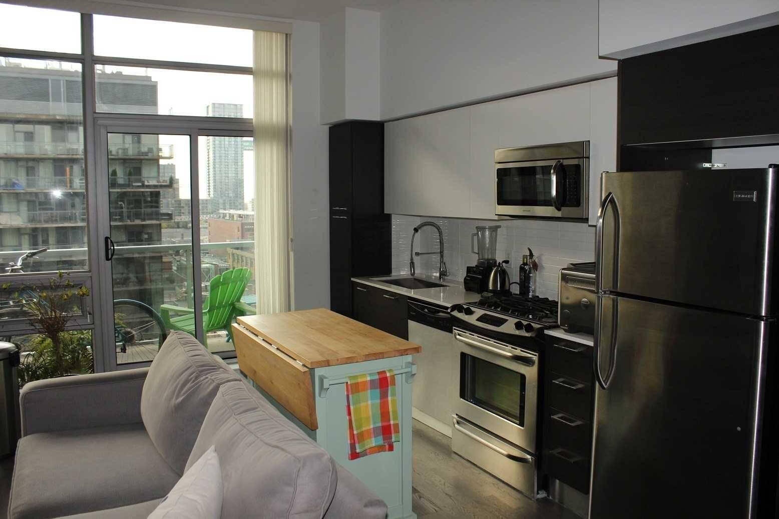 Apartment for rent at 399 Adelaide St Unit 908 Toronto Ontario - MLS: C4605856