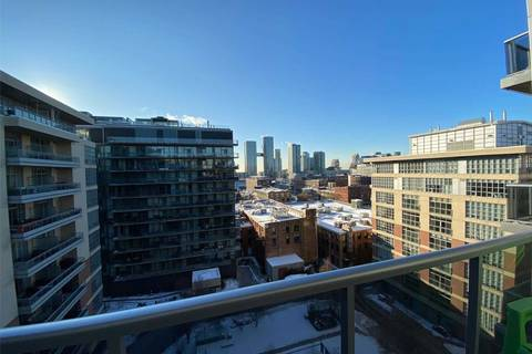 Apartment for rent at 399 Adelaide St Unit 908 Toronto Ontario - MLS: C4673801