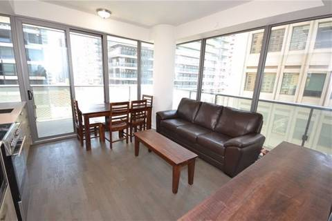 Apartment for rent at 57 St Joseph St Unit 908 Toronto Ontario - MLS: C4500724