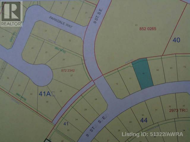 Residential property for sale at 908 7 Ave Se Slave Lake Alberta - MLS: 51322