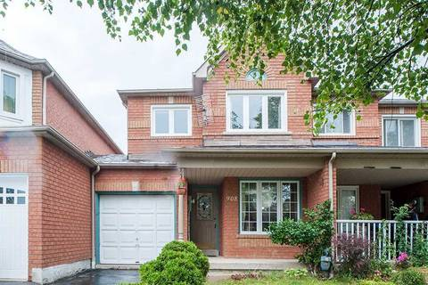 Townhouse for sale at 908 Cardington St Mississauga Ontario - MLS: W4580930
