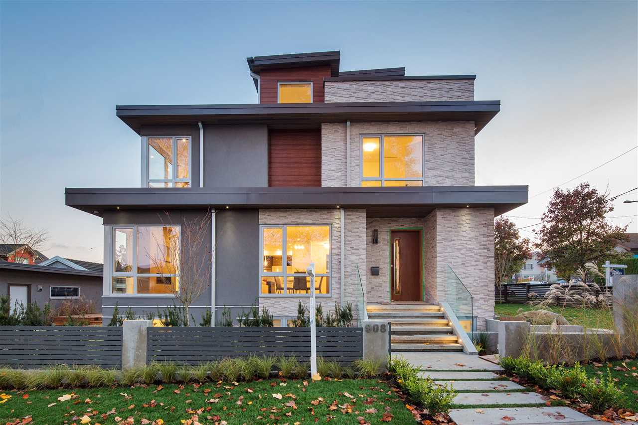 For Sale: 908 E 24th Avenue, Vancouver, BC | 5 Bed, 5 Bath House for $2,999,999. See 19 photos!