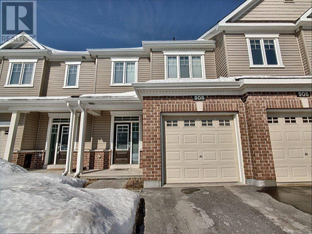 Townhouse for sale at 908 Kilbirnie Dr Nepean Ontario - MLS: 1183577