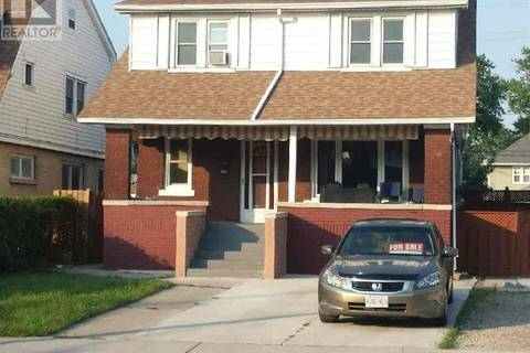 House for sale at 908 Parent Ave Windsor Ontario - MLS: 19021991