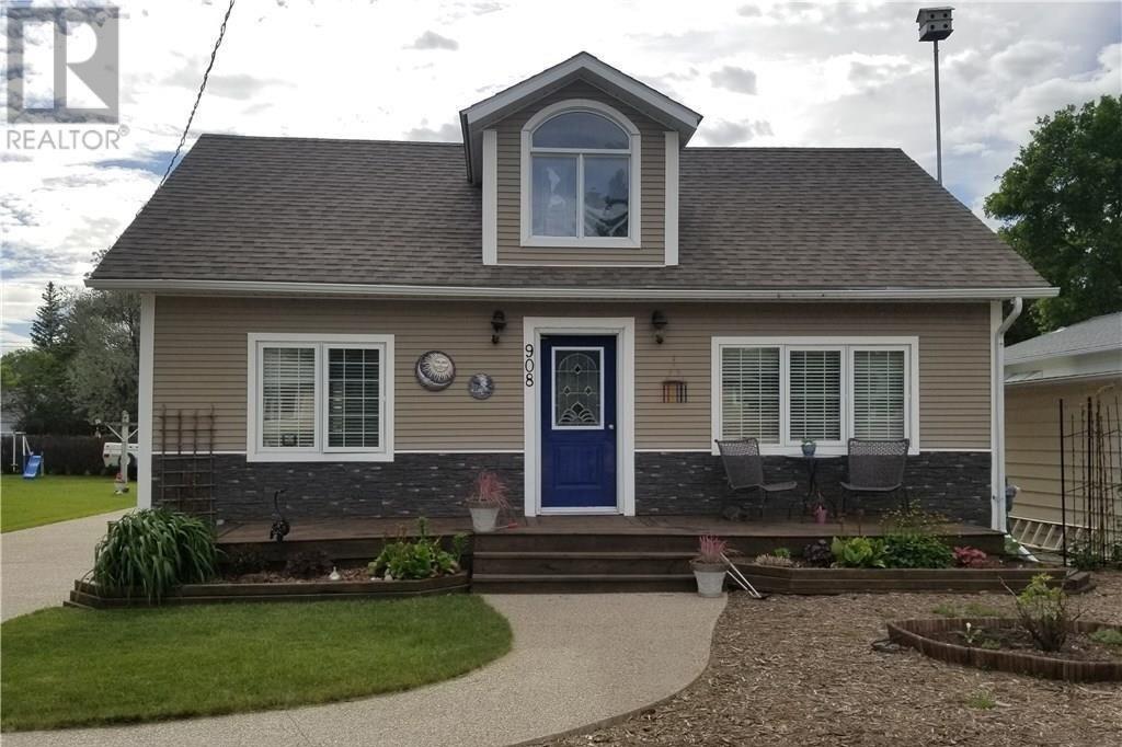 House for sale at 908 Qu'appelle St Grenfell Saskatchewan - MLS: SK833410
