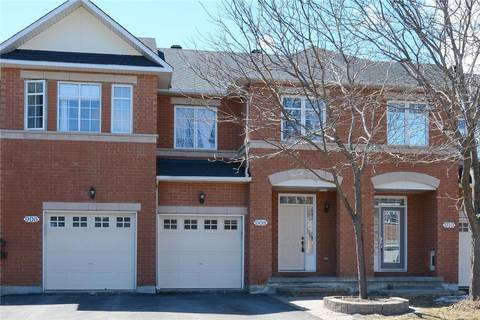 Townhouse for sale at 908 Schooner Cres Ottawa Ontario - MLS: 1141020
