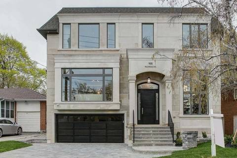 House for sale at 908 Willowdale Ave Toronto Ontario - MLS: C4454149
