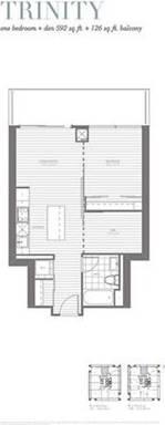 Apartment for rent at 1080 Bay St Unit 909 Toronto Ontario - MLS: C4552840